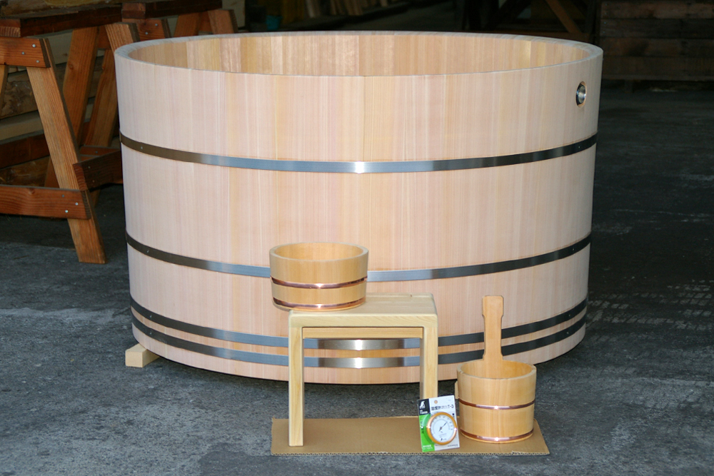 Custom Tubs Japanese Ofuro Bathtubs By Bartok Design