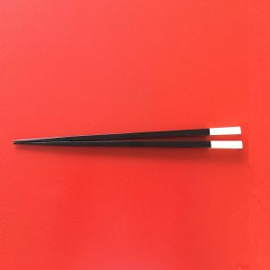 chopsticks ebony and silver type1