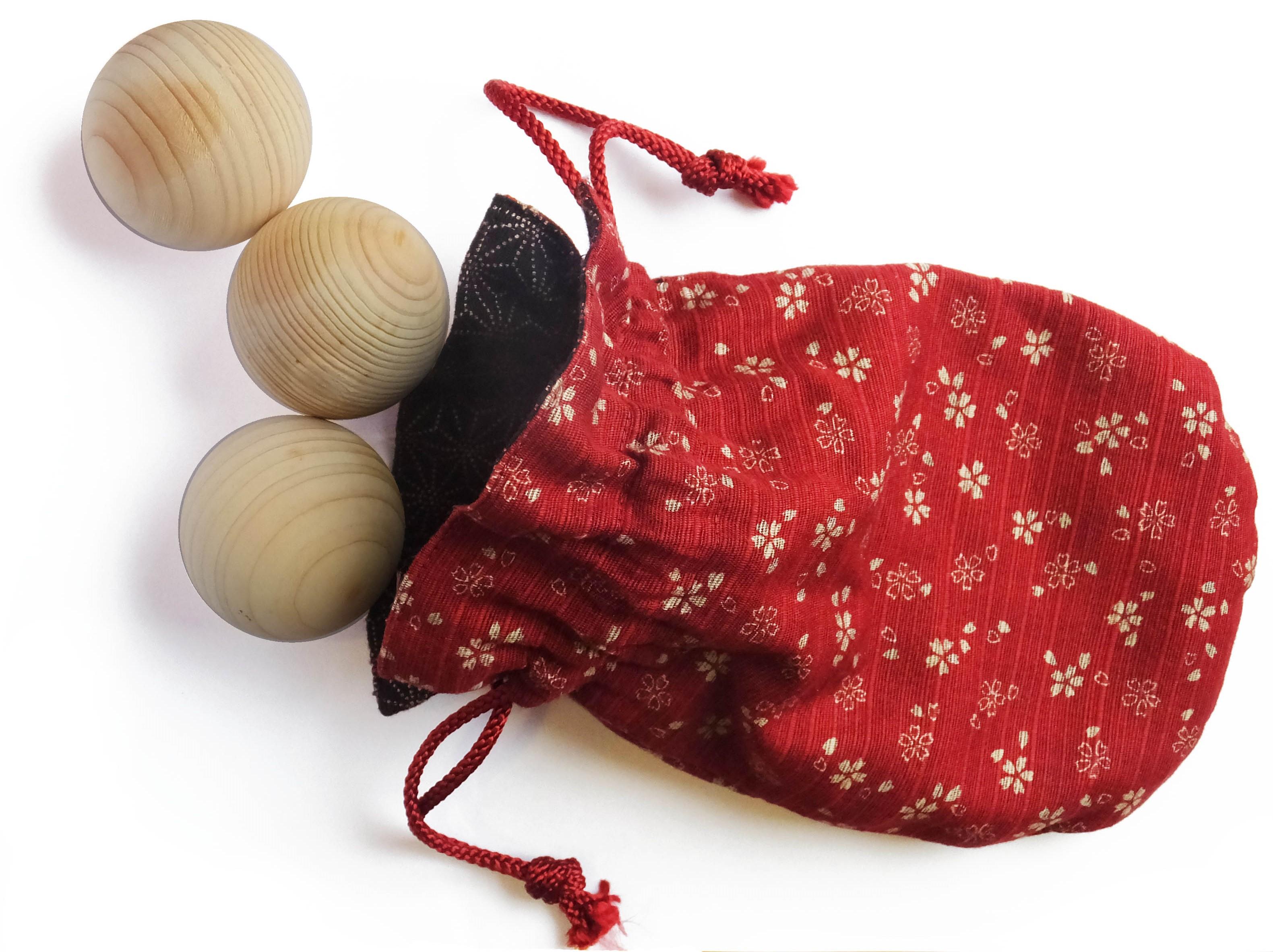 hinoki-balls