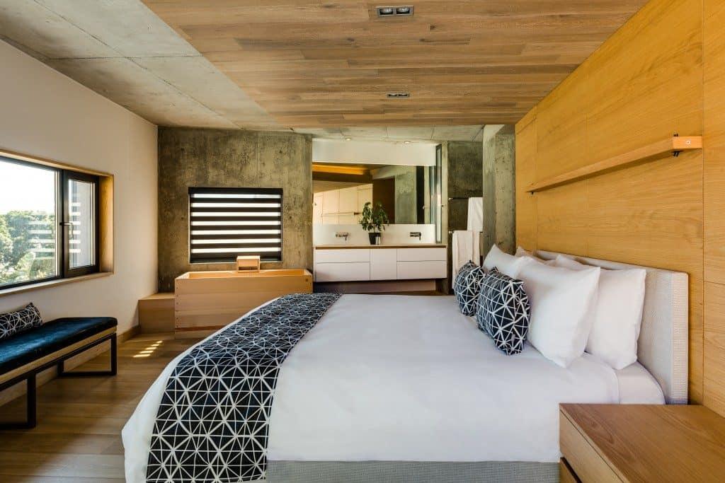 Cape-town Bartok design Freestanding Japanese tub