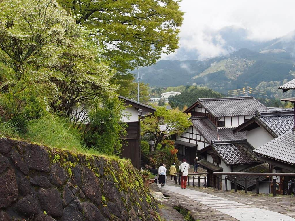 Post towns in Magome and Tsumago are wonderful: Nakasendo Trail, Gifu / Nagano